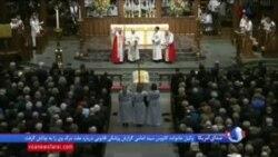 مراسم و تشریفات خاکسپاری «باربارا بوش» همسر و مادر دو رئیس جمهوری آمریکا