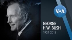 President George H.W. Bush, Life of Service