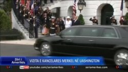 Vizita e kancelares Merkel në Uashington