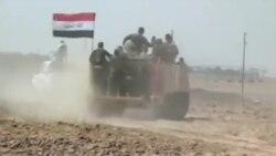 پیشروی قابل توجه نیروهای عراقی در نبرد استان انبار