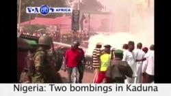 VOA60 Afirka: Fashewar Bom a Kaduna, Yuli 24, 2014