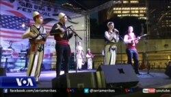 Festivali shqiptar në Detroit