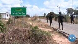 Cabo Delgado: Imagens de destruição em Awasse