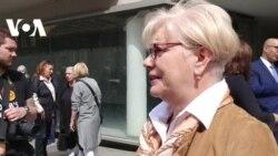 Branka Prpa na 19. godišnjicu ubistva Slavka Ćuruvije