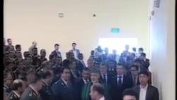 قوای افغان مسولیت امنیتی از ناتو را به عهده گرفت