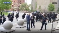 ნიუ-იორკში პოლიციელებმა 75 წლის მამაკაცზე იძალადეს