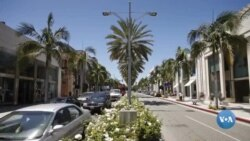 Amerikaga sayohat: Los-Anjeles
