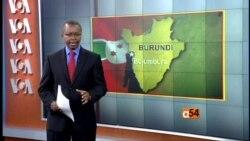 Burundi Shooting