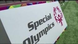 8 спортсменів представляють Україну на спеціальних олімпійських іграх у США. Відео.