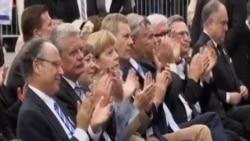 默克爾誓言打擊德國反猶太主義