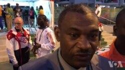 JO 2016 : le ministre des sports du Niger, Salissou Ada,