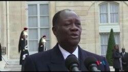 """Ouattara """"ne souhaite pas"""" que de nouveaux pays africains quittent la CPI (video)"""