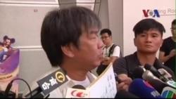 Người ủng hộ dân chủ Hong Kong phản đối viên chức cấp cao của TQ