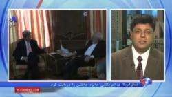 گزارش فرهاد پولادی از دیدار ظریف و کری در نیویورک
