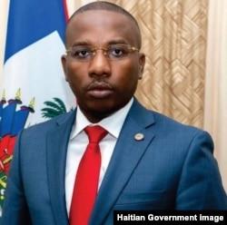 Claude Joseph, Haiti's acting prime minister