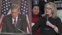 انتخابات آینده آمریکا و حضور احتمالی هیلاری کلینتون و جب بوش