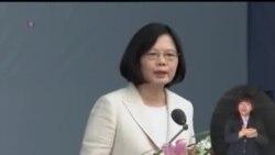 蔡英文:兩岸執政黨放下歷史包袱