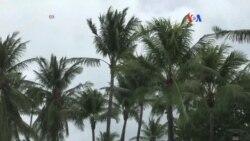 EE.UU. se prepara para llegada de huracán Matthew