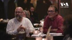 Політика і пиво: як дивляться дебати у Вашингтоні. Відео