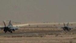 澳大利亞戰機加入打擊伊斯蘭國行列