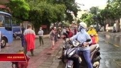 Sài Gòn có lệnh không ra đường sau 18 giờ