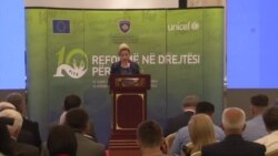 Decenija reforme pravne zaštite za decu na Kosovu