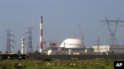 Nuclear reactor in Iran