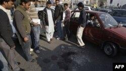 Pakistan'da Amerikalı Diplomat Saldırıya Uğradı