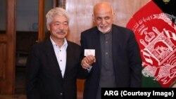 داکتر ناکامورا به پاس خدماتاش در افغانستان تابعیت افتخاری این کشور را بدست آورده بود.