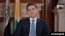 Nêçîrvan Barzanî Serokê Herêma Kurdistanê