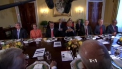 President, Congressional Leaders Meet After Republican Election Victory
