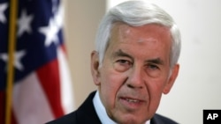 Ričard Lugar, dugogodišnji senator i jedan od vodećih američih geostratega.