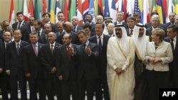 Predstavnici Prelaznog nacionalnog saveta u Parizu su razgovarali sa medjunarodnim zvaničnicima koji pokušavaju da nadju rešenja za ekonomski oporavak Libije.