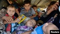El conflicto en el Medio Oriente afecta la salud mental de los niños refugiados.