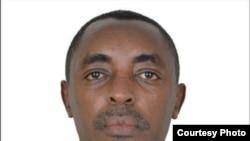 Hon. Jean de Dieu Mucyo Yitavye Imana kur'uyu wa mbere