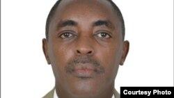 Le sénateur et ex-ministre rwandais de la Justice Jean de Dieu Mucyo.