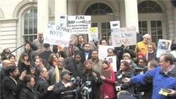Muslims Demand Resignation of New York's Top Cop