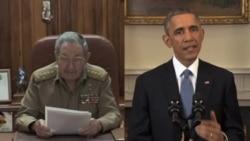 Nuevas relaciones entre Cuba y EE.UU.