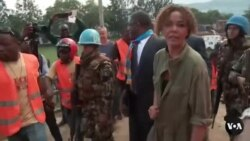 """Dr. Mukwege met en garde les politiciens congolais contre le """"chaos"""""""