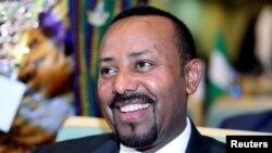 Primeiro-ministro etíope vê premiado acordo de paz com a Eritreia