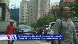 Tranh chấp với ban quản lý Hapulico, dân bị gán với Việt Tân