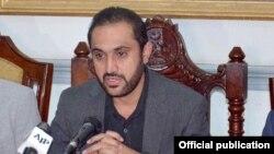 وزیراعلیٰ بلوچستان عبدالقدوس بزنجو (فائل فوٹو)