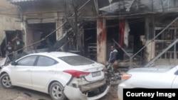 Manbij explosion