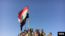 عراقی فورسز موصل کے جنوبی علاقے میں داخل ہو رہی ہیں۔ 10 مارچ 2017