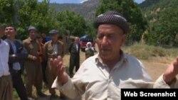 Îbrahîm Ferhanê ji gundê Keşanê dibêje ku cara şeşan e xanîyê wî tê wêran kirin
