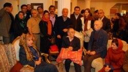 جمع آوری آثار علی اشرف درویشیان از نمایشگاه کتاب تهران