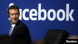 Facebookကုမၸဏီရဲ႕ အမႈေဆာင္ ညႊန္ၾကားေရးမႈးခ်ဴပ္ Mark Zuckerberg