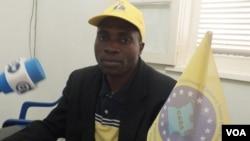 Francisco Candjamba da CASA CE Namibe