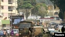中非共和国总统表示愿和反政府武装组建联合政府