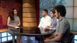 Ամերիկայի հայազգի ուսանողները կանգնած են Հայաստանի ցուցարարների թիկունքում
